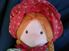 "~ Vintage HOLIDAY/ CHRISTMAS~ HOLLY HOBBIE  18.5""   DOLL ~"