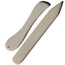 Vencink Genuine Bone Folder Paper Creaser Set Folding Scoring Crafting Tool