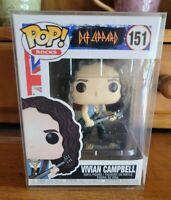 Funko POP! Rocks Def Leppard Vivian Campbell #151
