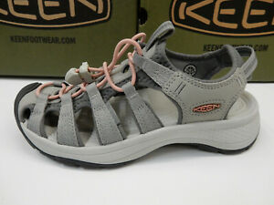 Keen Womens Astoria West Grey Coral 7