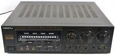 VocoPro Da-X888Rv Dual Engine Processor Karaoke Mixing Amplifier Amp