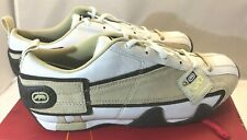 NWB Women's Red Marc Ecko Saratoga Juniper White / Natural Athletic Shoes 8.5