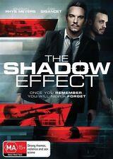 The Shadow Effect (Brand New Region 4 DVD, 2017) Jonathan Rhys Meyers