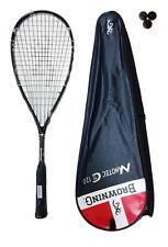 Browning Nanotec Ti 120 Red Squash Racket + 3 Dunlop Squash Balls RRP £280