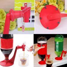 Getränkespender Soda Spender Dispenser Bar Butler Wasserspender Barzubehör Rot,~