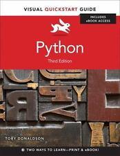 Python: Visual QuickStart Guide (3rd Edition)-ExLibrary