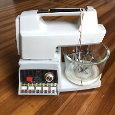 RARE Vintage Oster Imperial Kitchen Center | 10 Speed Mixer w/ Beaters & 1 Bowl