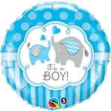 """È un ragazzo ELEFANTI Qualatex 18 """"Foil Balloon"""