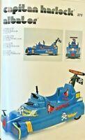1980 PINES RIDE-ON TOY CATALOG ITALY CAPTAIN HARLOCK ALBATOR SUZUKI MONZA BIKES!