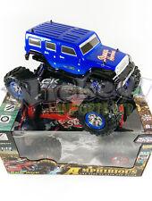 4X4 4x4 MONSTER TRUCK IMPERMEABILE RADIOCOMANDO JEEP HUMMER Rock Crawler