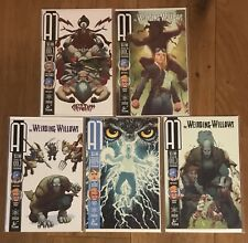 A1 #1-5 Titan Comics First Print NM