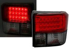 DEPO LED Rückleuchten Set in Rot Schwarz für VW T4 BUS 9/90-8/03 Rücklichter