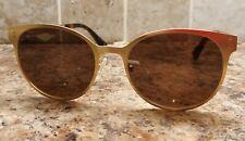 Stella McCartney Gold Chic Cat Eye Sunglasses
