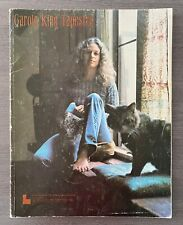 Carole King - Tapestry: Piano/Organ/Vocals Sheet Music Songbook (1971)