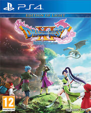 Dragon Quest XI - Edition Of Light PS4 Playstation 4 SQUARE ENIX
