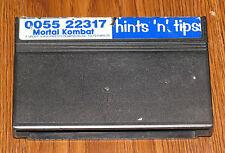 Mortal Kombat (Sega Master System) Australian Version, Import, Tested