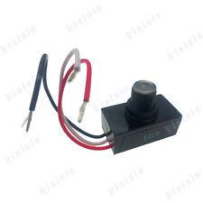 Dusk Dawn Outdoor Swivel Photo Light Control Photocell Sensor Led 110130v Usa