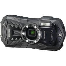 Ricoh wg-70 Wasserdicht Tough Digital 16mp ipx8 Kamera in schwarz (UK Bestand) OVP