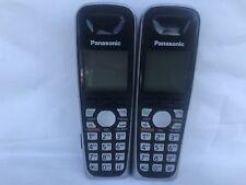 2 Panasonic KX-TGA652B DECT6.0 Handset for KX-TG6511B KX-TG6512B