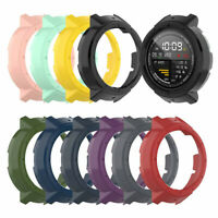 Case Cover Shell Silicone Frame Protective for Huami Amazfit Verge Youth Watch