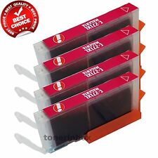 4Pk CLI271XL CLI-271XL Magenta Ink For Canon PIXMA MG5720 MG5721 MG5722