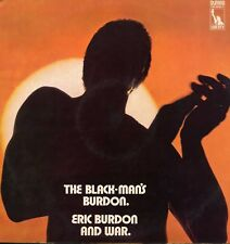 "ERIC BURDON & WAR ""THE BLACK-MAN'S BURDON"" ORIG FR 1971 2 LPS EX/M-"