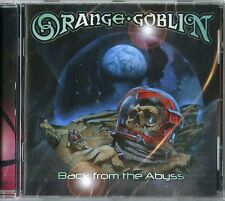 ORANGE GOBLIN BACK FROM THE ABYSS CD NUOVO SIGILLATO