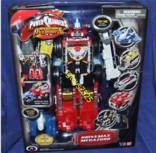 Power Rangers Operation Overdrive DRIVEMAX MEGAZORD New Factory Sealed 2006