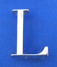 JAGUAR' l' chrome boot badge XJ6 & XJ12 Série 1 & 2 empattement long bd40964