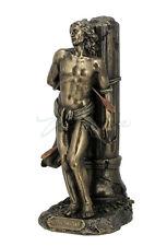 8 Inch Saint Sebastian Santo Roman Army Statue Sculpture Figurine St Figure