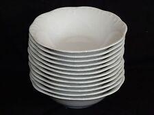 Rosenthal Classic,NEU,weiß,Monbijou,12 Dessertschalen,Bowl,Schalen,Porzellan