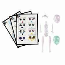 2012 Monster High Create A Monster Design Lab Mystical Add-On Pack