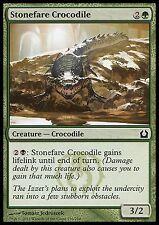 Stonefare Crocodile X4 NM RtR Return to Ravnica MTG Magic Cards Green Common