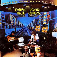 Bigger Than Both of Us by Daryl Hall & John Oates (CD, May-2012, Friday Music)