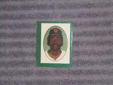 TONY GWYNN- RED FOLEY Cover card (Green)- No #- 1989