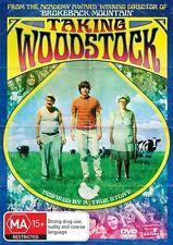 Taking Woodstock (DVD, 2009)