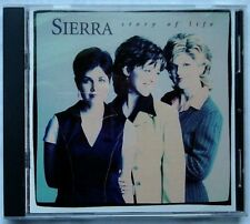"""STORY OF LIFE: """"Broken Things,"""" """"Perfect Love,"""" """"What I See"""" +more (CD) - SIERRA"""