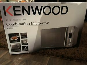KENWOOD K30CSS14 Combination Microwave Grill Oven Stainless Steel 900W 30L NEW