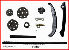 Engine Timing Set-VIN: D, GAS, DOHC, FI, SFI, Natural, Ford, 16 Valves TS9138