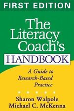 The Literacy Coach's Handbook: A Guide to Research-Based Practice (Solving