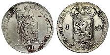 Netherlands Indies - Zeeland - VOC - 1 Gulden 1791 - RARE