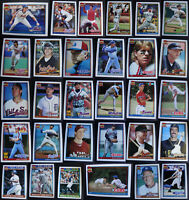 1991 Topps Baseball Cards Complete Your Set You Pick From List 401-600