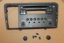 FOR PARTS: VOLVO S60 V70 HU-650 RADIO ORIGINAL FRONT PANEL + BUTTONS
