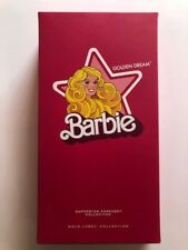 BARBIE GOLD LABEL SUPERSTAR FOREVER COLLECTION DOLL DGX88 MATTEL LIMITED EDITION