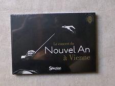 """LE CONCERT DU NOUVEL AN À VIENNE """"SÉLECTION READER'S DIGEST""""COFFRET LIVRE CD"""