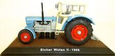 Eicher Wotan II 1968 bleu clair Tracteur ATLAS 1:32 015 µ