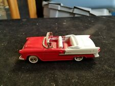 Buby Collector's Classics 1:43 1955 Chevrolet Bel Air Convertible Diecast Car