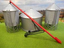 Sottobosco 1/32 Farm Silo Silos Set (3/Grano contenitori) Nuovi e Confezionati BT8400