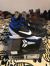 Nike Air Zoom Kobe VII 7 DUKE VVNDS 9 RARE bryant, jordan, force, max, 2012, i