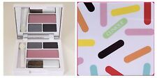 CLINIQUE ICED LOTUS BLUSH & EYE SHADOW DUO 22 JEANS & HEELS FREE SHIPPING US NEW